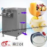Petit, 300L/H, pression, laiterie, homogénisateur de yaourt