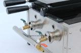 Ijzer van de Wafel Poo van het gas het Vette Brandende/Poo Brandende Wafel de Machine van Baker/van de Wafel