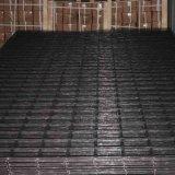 Auの標準構築によって溶接される金網のパネル