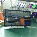 Infrarrojos de 43 pulgadas con pantalla táctil con Android en un monitor
