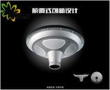 Prezzo di fabbrica! ! Il UFO 15W chiaro IP65, portatile ha integrato tutti in una lampada solare del LED, giardino esterno/parete/cortile/via/strada principale/indicatore luminoso del prato inglese