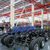 Dos o compresor de aire móvil portable diesel de alta presión de cuatro ruedas