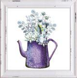 De belles fleurs toile pendaison d'impression décoration maison