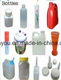 بلاستيك يستطيع طبّقت الصين أنابيب فيلم زجاجة جلّاخ جرّاش آلة
