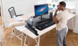 [جن-لد02-1] مزدوجة غاز يقف يرفع فوق مكتب قابل للتعديل حاسوب مكتب