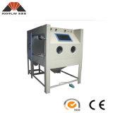 Машина песка конкурентоспособной цены Китая портативная стеклянная взрывая, модель: Ms-9090