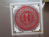 小型のボール紙の二酸化炭素レーザーの切断のEngarving機械Glc1080