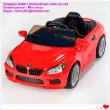 Paseo eléctrico de los cabritos en los coches en alto mercado con BMW