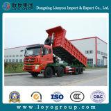 판매를 위한 Sinotruk Cdw 8X4 팁 주는 사람 덤프 트럭