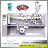 満ちるシーリングパッキング機械を形作る水平のコーヒー粉の小さい磨き粉