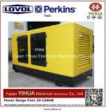 молчком тепловозный генератор 58kw/72.5kVA приведенный в действие Lovol-Perkins Engine-20171012K