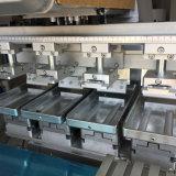Opentray vier Farben-Doppelventilkegel-Auflage-Drucker-Maschine