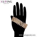 72450 Gold-Plated Imatation Elegante pulsera Deaign Joyería de moda para mujer