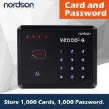 Touch-Screen RFID Nt-V2000-G определяет контроль допуска двери
