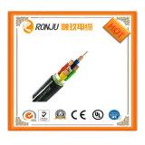 Bainha em PVC de 3 núcleos fabricante profissional dos cabos eléctricos
