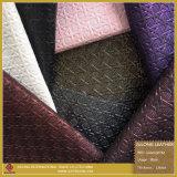 Cuero sintetizado genuino para los zapatos materiales