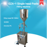 Vertically Piston paste and liquid Filling Machine for Medicine (GZA-1)