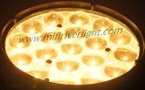tête mobile de faisceau de 19PCS 12W Osram DEL avec la lumière principale mobile du zoom DEL