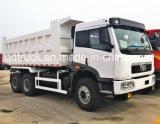 Carro FAW de Etiopía 30 toneladas de 380HP 6X4 de carro de vaciado