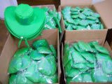 Chapéu Foldable da impressão/chapéu de vaqueiro