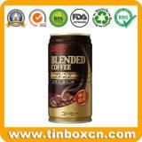 [250مل] قهوة يتيح مفتوح غطاء قصدير علبة صاحب مصنع
