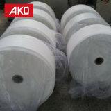 Étiquette auto-adhésive de logistique d'étiquettes d'expédition de roulis enorme de papier thermosensible de fonte chaude