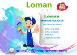 As melhores vendas do pigmento inorgánico do Slat no sulfato de bário Baso4 de China