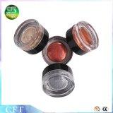 Geschenk Berufskosmetik erhalten 6 Farben, die Funkeln-Kremeis-Augenschminke Shinning sind