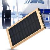 L'échantillon Paypal de côté d'énergie solaire reçoivent le côté d'énergie solaire de la grande capacité 20000mAh