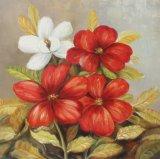 화병 Handmade 유화에 있는 새로운 도착 아름다운 꽃