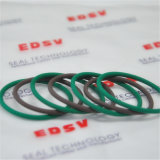 Зеленый цвет и Brown наполняют колцеобразное уплотнение водородом нитрила HNBR