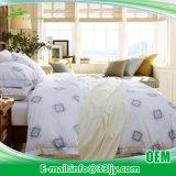 環境の贅沢な綿の病院によって印刷されるベッド・カバー