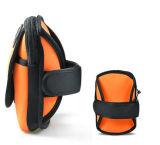 Спортивный мешок рукоятки мобильного телефона многофункциональный с застежкой -молнией