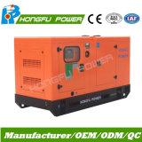 Yuchai 엔진 Yc4d60-D21를 가진 38kVA 전기 또는 힘 침묵하는 또는 디젤 엔진 발전기