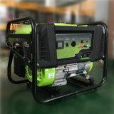 Rückzug-elektrischer Anfangsbenzin-Generator der niedriger Preis-Fassbinder-Draht-Nennausgabe-2kw