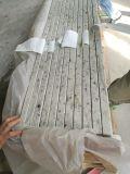 백색 서리 화강암 싱크대 부엌 상단