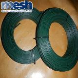 Los materiales de construcción de hierro recubiertas de PVC de cable de enlace