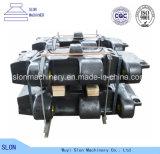 Schoen van uitstekende kwaliteit van het Spoor van de Delen van de Maalmachine Rh200 van het Staal van de Legering O&K de Draaiende