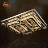 正方形LEDの天井によって取付けられる大きい商業シャンデリア