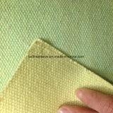 Paño revestido resistente de alta temperatura de PARA Aramid del caucho de silicón