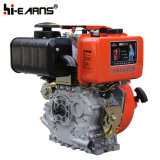 Tipo de lujo refrigerado comienzo eléctrico del eje de la tira (HR188FAE) del motor diesel