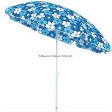 새로운 디자인에 의하여 주문을 받아서 만들어지는 정연한 모양 정원 우산
