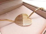 현대 형식 보석 조정가능한 사슬 14K, 18K 금에 의하여 도금되는 팔찌 & 팔찌
