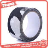 Cinta adhesiva impresa impermeable del conducto del paño del camuflaje con cautela