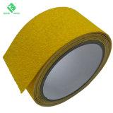Des silicones PVC/Pet anti de glissade de bande bande adhésive de dérapage non