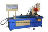 Tagliatrice blu idraulica dell'acciaio inossidabile di Yj-325CNC