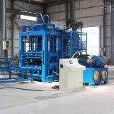 Haut niveau de sortie hydraulique automatique Making Machine brique (Qté10-15)