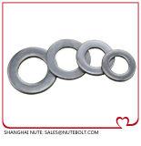 M3 plat de l'acier inoxydable Washer/DIN125/Unc/Bsw/ASTM