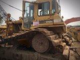 Utilisé CAT D6h Bulldozer Caterpillar D6 le tracteur