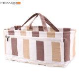 Taschentote-Handtaschen-Unterseiten-Former Warerproof Mamma-Speicher-Windel-Beutel-Einlage-Organisator des Portable-10